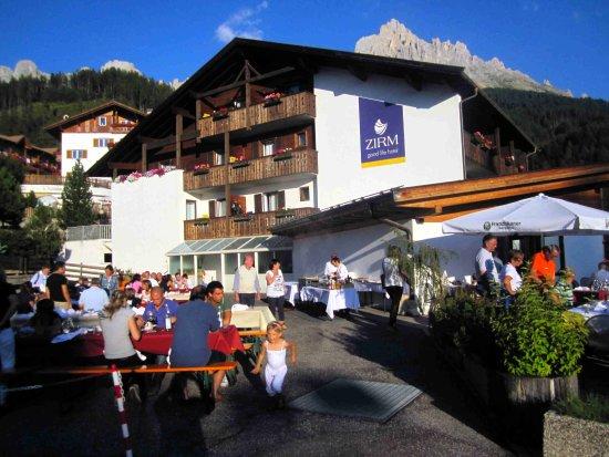 Obereggen, Italy: Grillabend