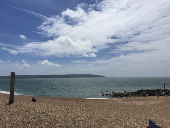 Highcliffe, UK: See my review