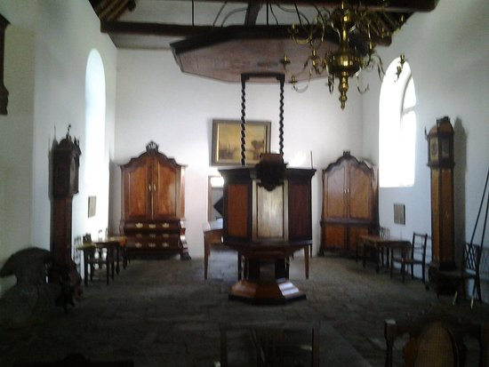 Tulbagh, South Africa: Interior view