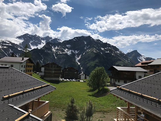 Schroecken, Österrike: Aadla Walser-Chalets am Arlberg