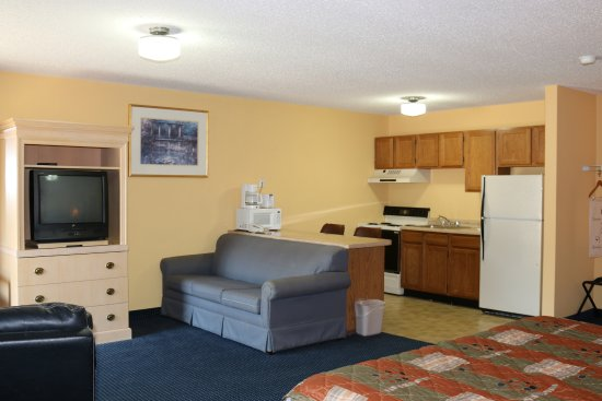 Parsons, KS: Guest Room