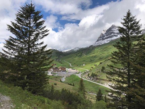 Schroecken, Austria: Aadla Walser-Chalets am Arlberg