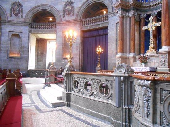 Frederiks Kirke (The Marble Church): Inside The Marble Church.