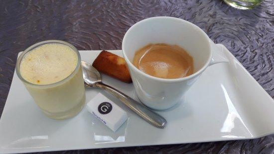 Saint Savin, Francia: Cafe Orange Creme