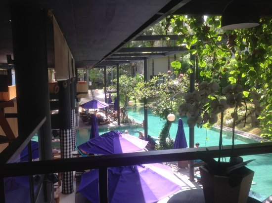 Taum Resort Bali: View from the reception
