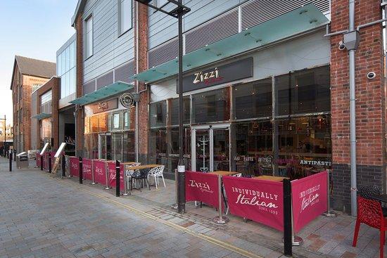 Italian Restaurant Gloucester Quays