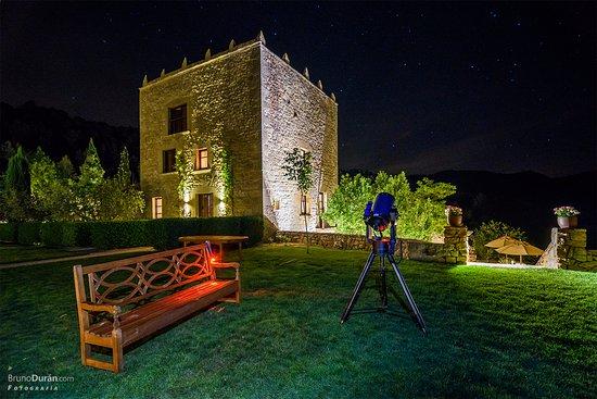 Fuentespalda, Espagne : Hotel Starlight - Observación de las estrellas