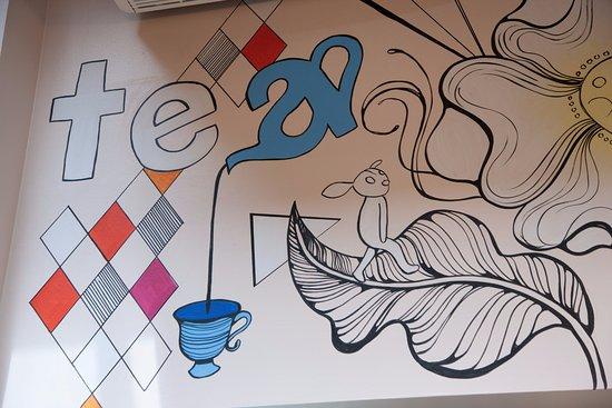 Zizzi - Guildford: Artwork