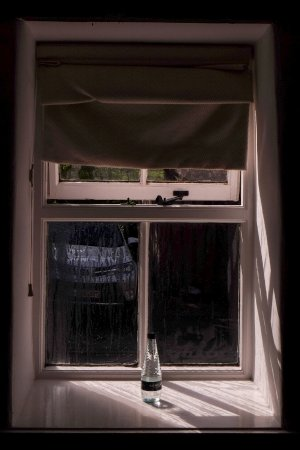 Cray, UK: room window