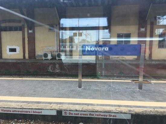 Stazione di Novara