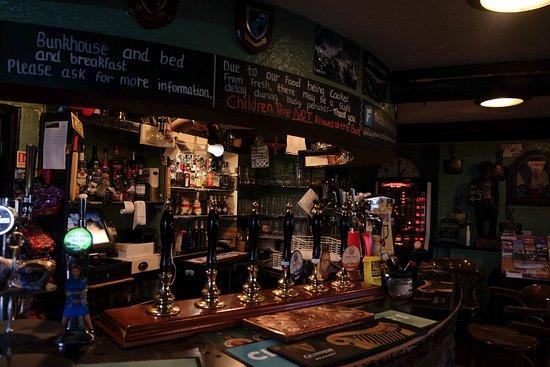 The Station Inn: pub