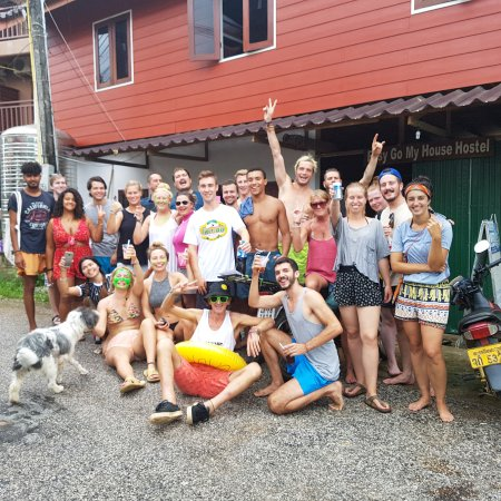 Easy Go Backpacker Hostel: Always doing things together