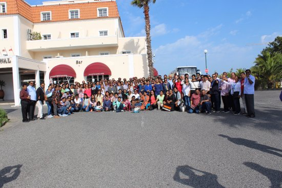 Hotel Caldas Internacional: Our Group at Caldas International