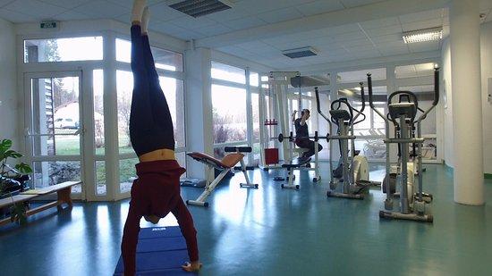 VVF Villages Prémanon : Salle de cardio-training