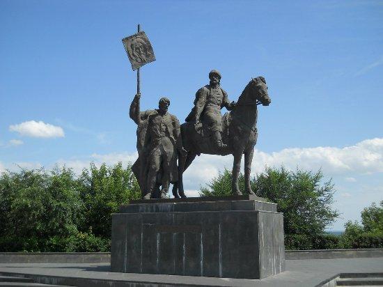 Bogdan Lhitrovo Monument