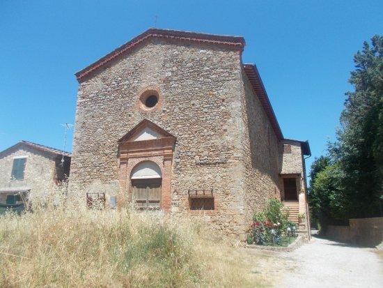 Chiesa della Madonna del Giardino a Camparboli