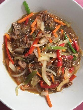 Gayagum un Coreano muy aiténtico en sabores y sencillez.