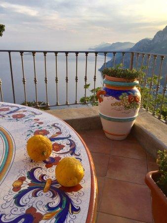 Amazing villa with incredible view of Positano