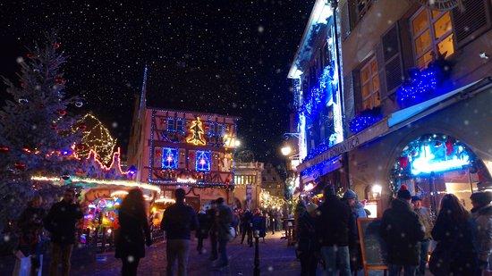 Saales, Francia: Marché de Noël à Colmar