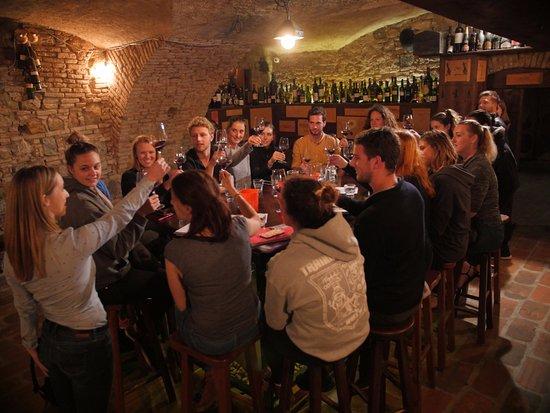 Wine Tasting Ljubljana