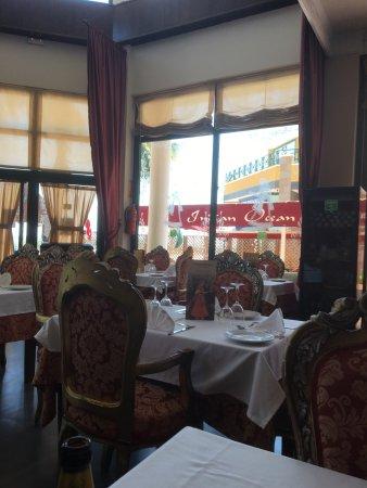Indian Ocean Restaurant