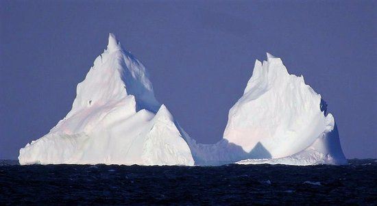 Trinity, Canada: More great iceberg footage. see drone footage on FB