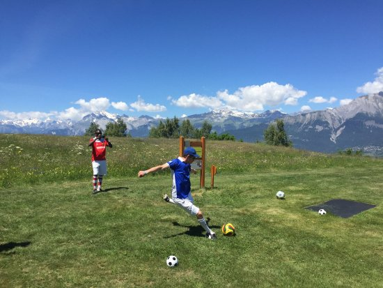 Footgolf Nax