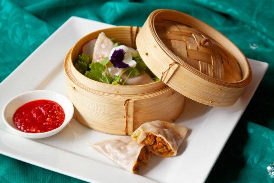 "Navan, Irlandia: ""Pork Dim Sum"" Tibet Cuisine"