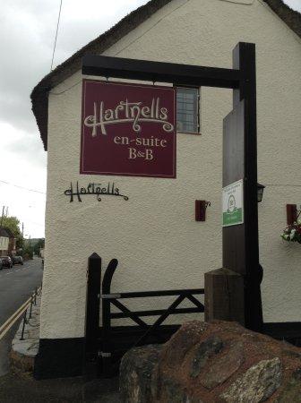 Hartnells B&B