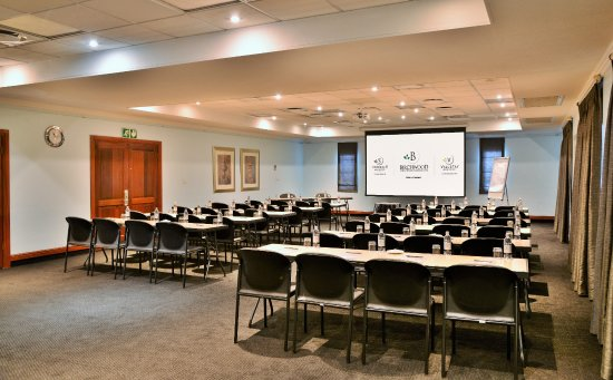 Birchwood Hotel: One of many conference rooms