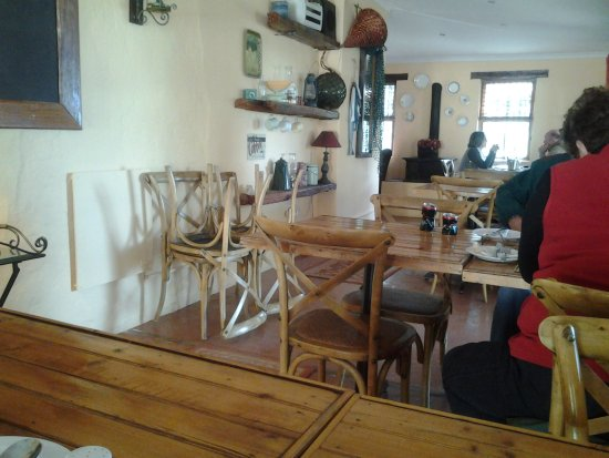 Piketberg, Güney Afrika: Seating area