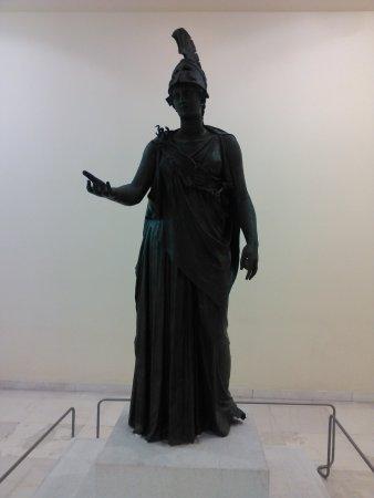 Archaeological Museum of Piraeus: Athena