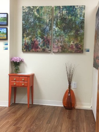 Melbourne Beach, FL: South Beaches Gallery & Art Education Center