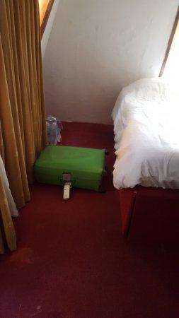Rembrandtplein Hotel: La chambre
