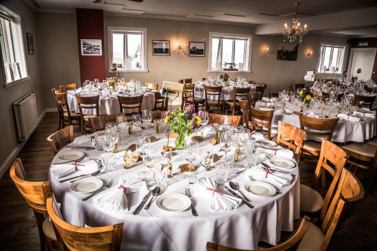Eyrarbakki, Island: Our large banquet hall, perfect for large groups and events