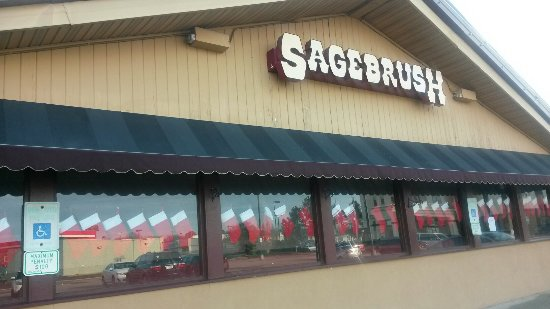 Dunn, Carolina del Norte: Sagebrush Steakhouse