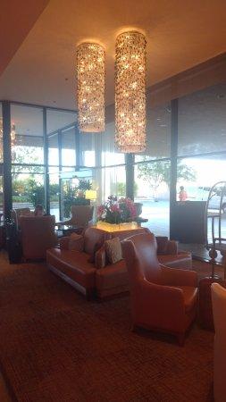 Hilton San Francisco Airport Bayfront : Lobby