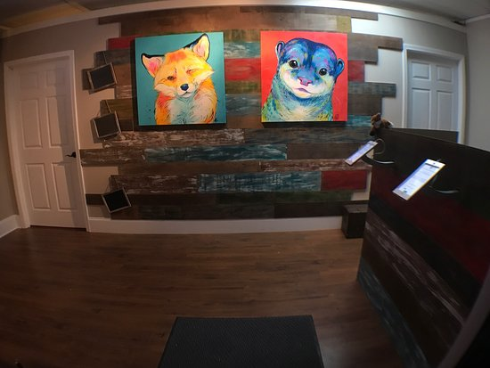 Arden, Carolina del Nord: FOX-N-OTTER Adventure Puzzle Rooms