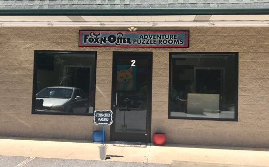 Arden, NC: FOX-N-OTTER Adventure Puzzle Rooms