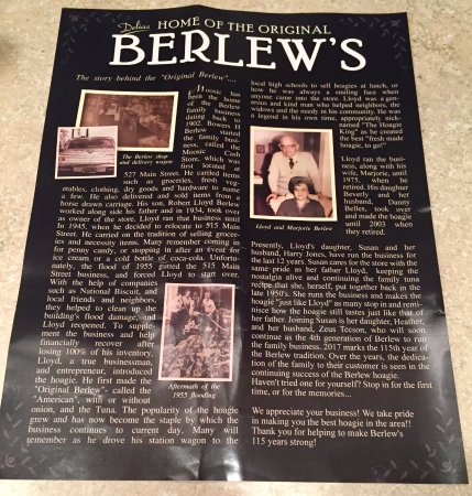 Moosic, PA: The Berlew's Story...