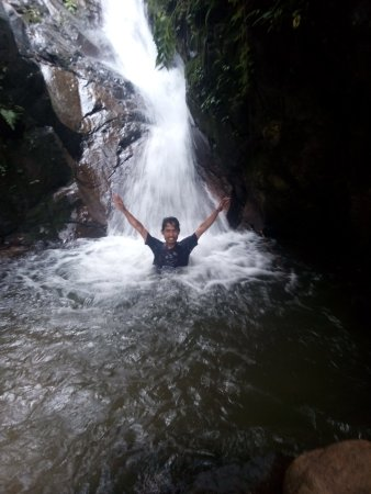 Kalimata Waterfall