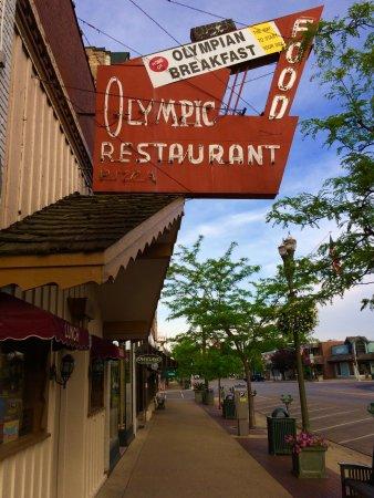 Olympic Restaurant Lake Geneva Wi