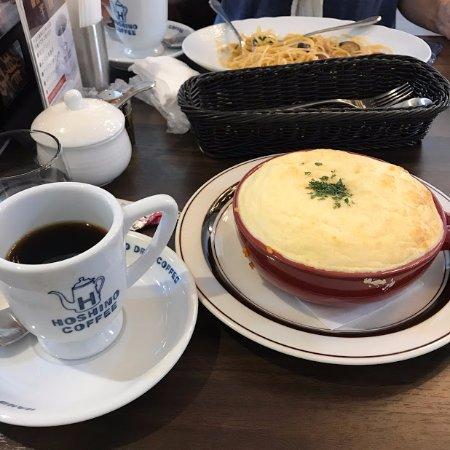 Hoshino Coffee, Oita
