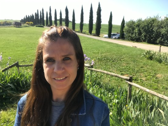 Agriturismo Il Rigo: Entrada al hotel