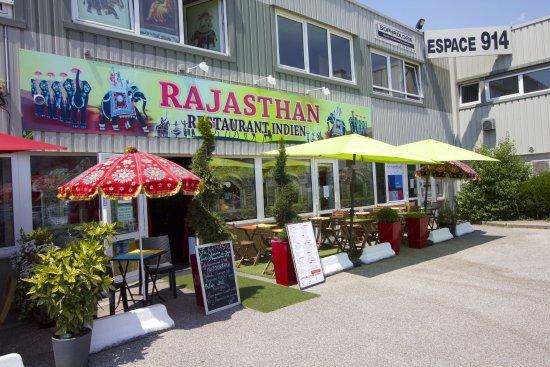 Restaurant Indien Rajasthan