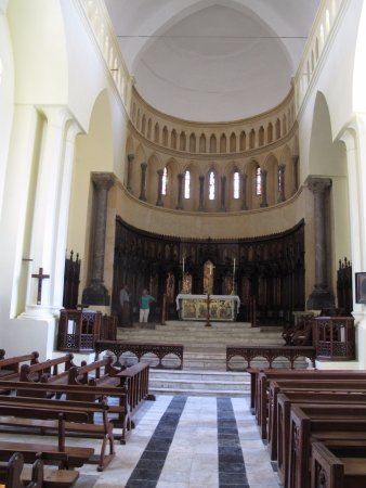 Zanzibar Archipelago, Tanzania: the altar