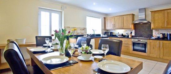 Bridgwater, UK: Kitchen / diner