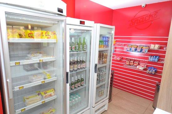 OYO Hotel Caxias Do Sul: Loja de conveniência Snackz