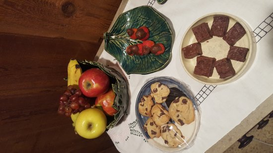 Potterswheel Bed and Breakfast: 20170612_222253_large.jpg