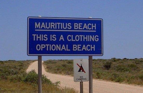 Exmouth, Австралия: Mauritius Beach